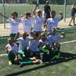 F2 holt zum Saisonabschluss Turniersieg beim VfB Fichte