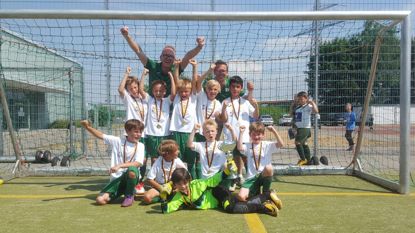 TuS Dornberg F2 feiert Turniersieg beim SV Ubbedissen