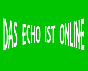 Das TuS Echo 2018 ist online