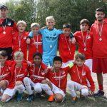 VfL Theesen gewinnt das Qualifikationsturnier