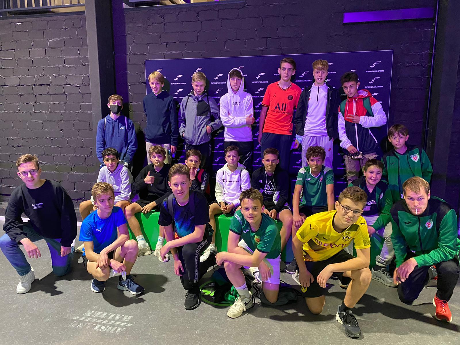 C-Jugenden beim Superfly im Sportland Dornberg